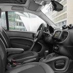smart fortwo BRABUS 2016 interior 08