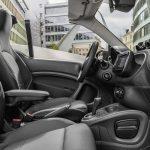 smart fortwo cabrio BRABUS 2016 interior 01