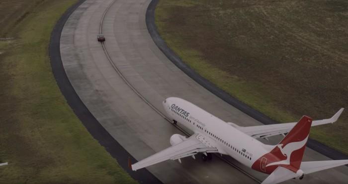 tesla model s vs boeing 737