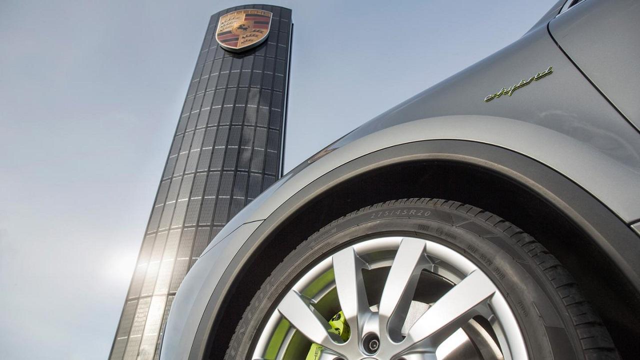 torre solar Porsche