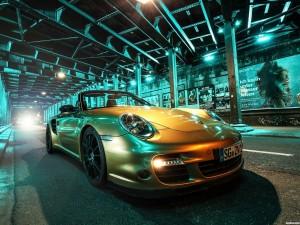 Porsche Wimmer RS 911 Turbo Cabriolet 997 2016