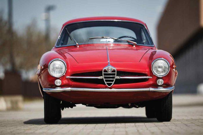 Alfa Romeo Giulia 1600 Sprint Speciale by Bertone 1963 08