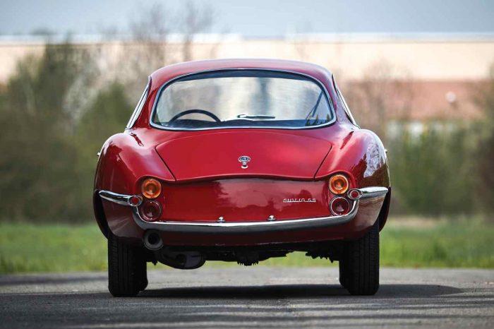 Alfa Romeo Giulia 1600 Sprint Speciale by Bertone 1963 09
