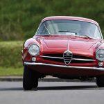 Alfa Romeo Giulia 1600 Sprint Speciale by Bertone 1963 11