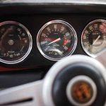 Alfa Romeo Giulia 1600 Sprint Speciale by Bertone 1963 interior 4