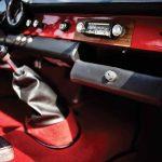 Alfa Romeo Giulia 1600 Sprint Speciale by Bertone 1963 interior 5