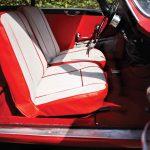 Alfa Romeo Giulia 1600 Sprint Speciale by Bertone 1963 interior 7