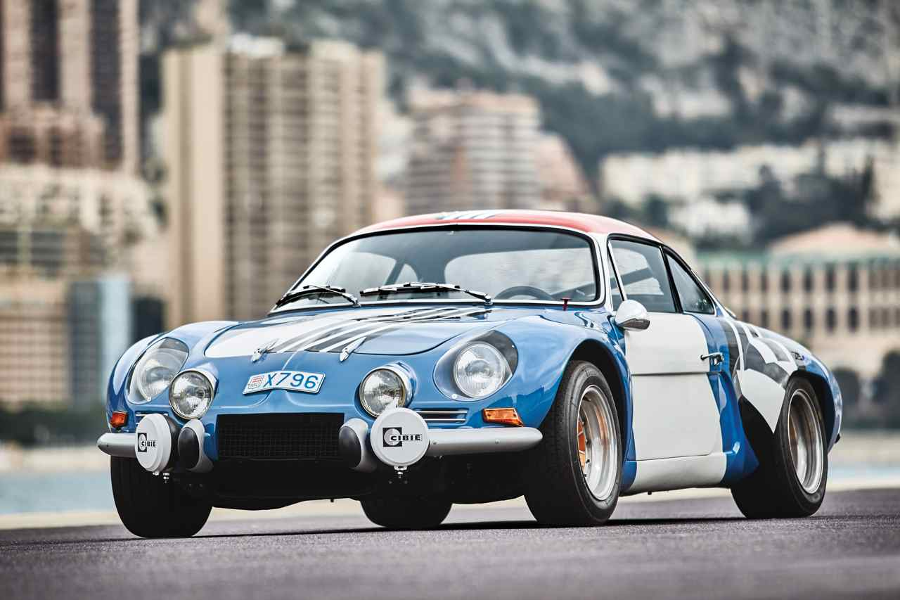 alpine a110 el peque o gigante de los rallies. Black Bedroom Furniture Sets. Home Design Ideas