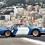 Alpine-Renault A110 1800 Group 4 Works 1974 03