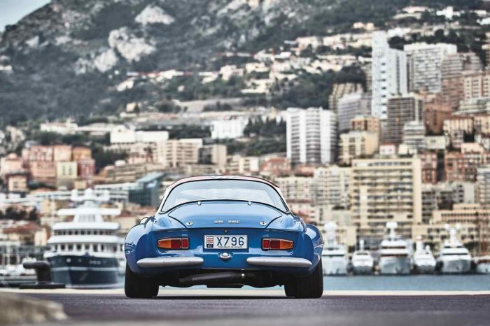 Alpine-Renault A110 1800 Group 4 Works 1974 08