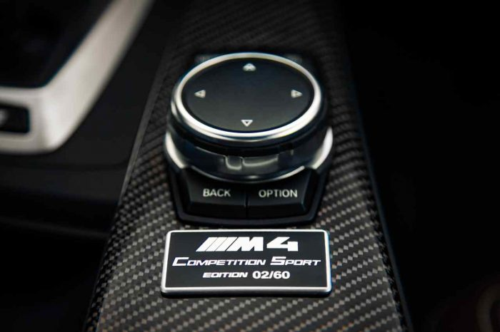 BMW M4 Competition Sport Edition 2016 56