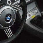 BMW Z8 2002 interior 03