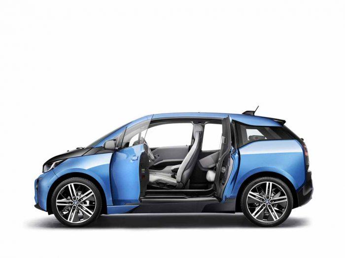 BMW i3 33 kWh 2016 06