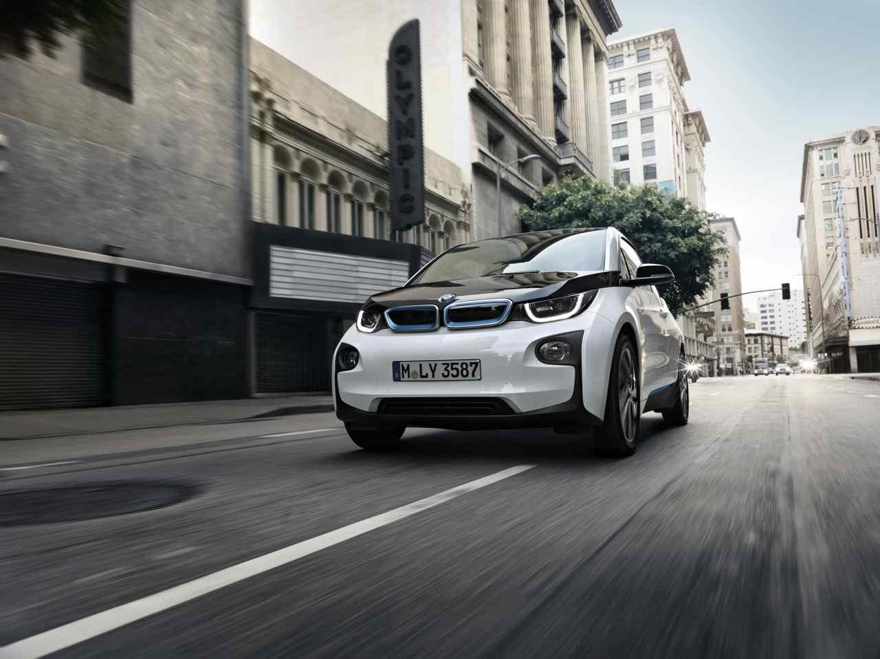 BMW i3 33 kWh 2016 20