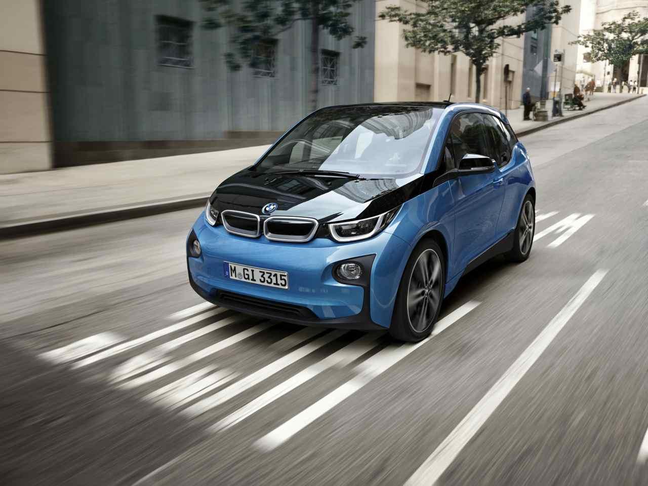 BMW i3 33 kWh 2016 21