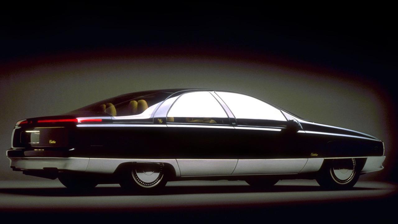 Prototipos Olvidados Cadillac Voyage De 1988