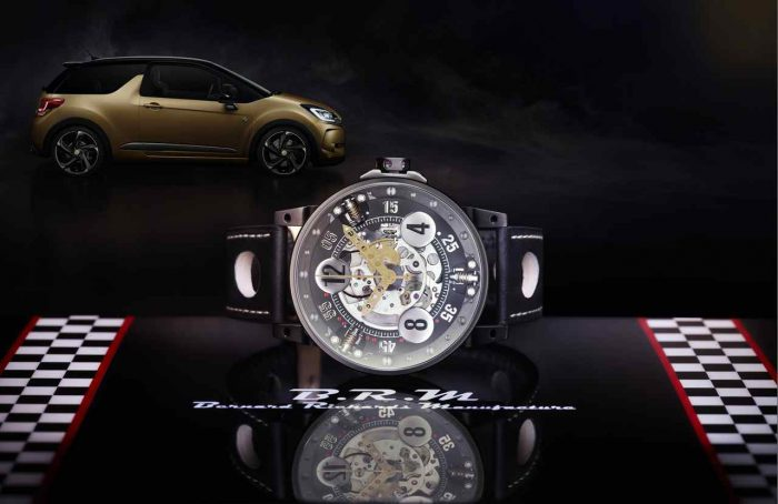 DS 3 Performance B.R.M. Chronographes 2016 23