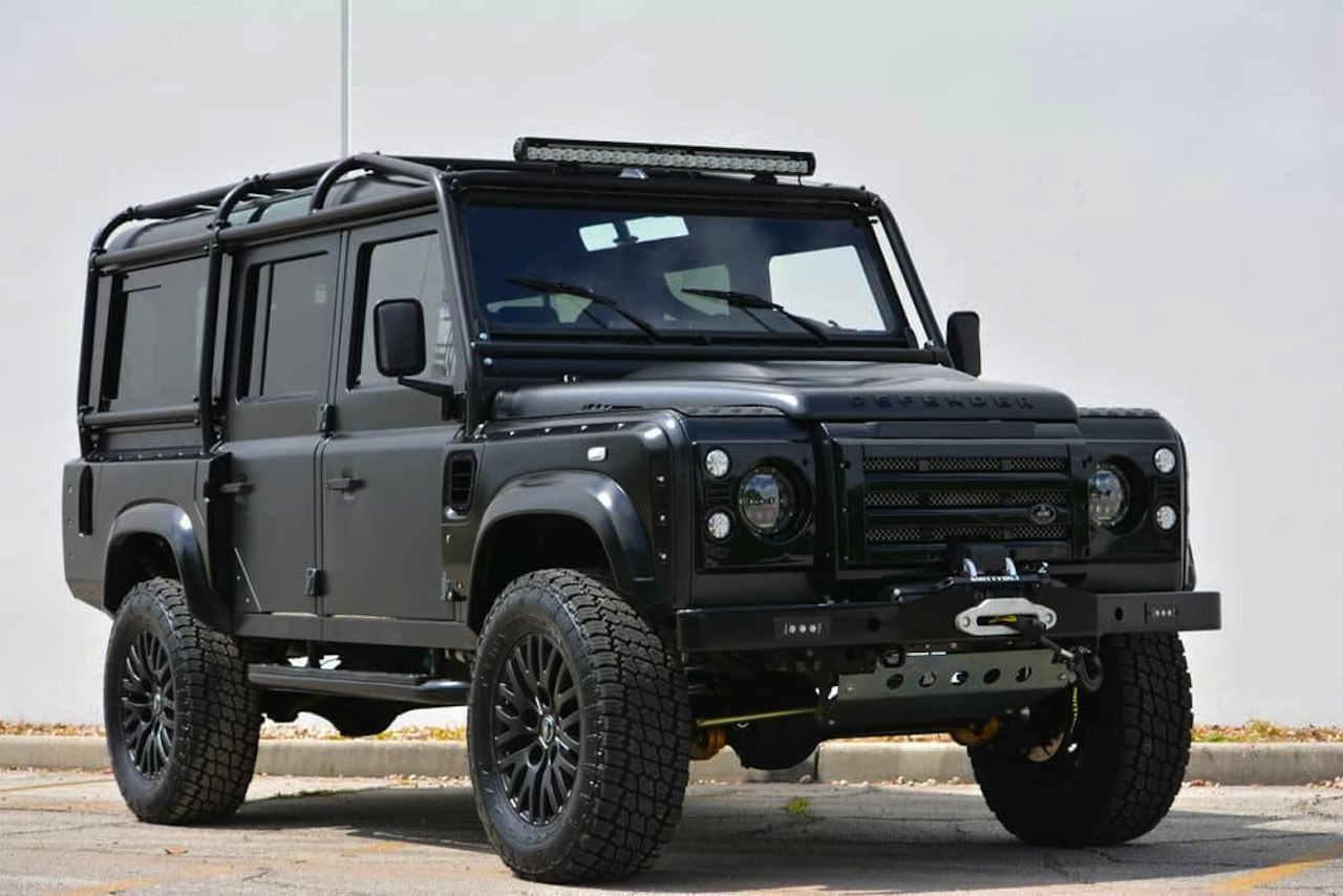East Coast Defender The Beast 2016 01