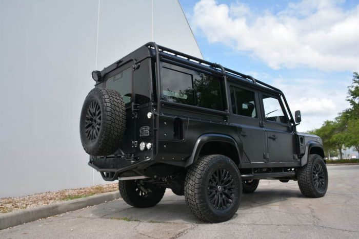 East Coast Defender The Beast 2016 02