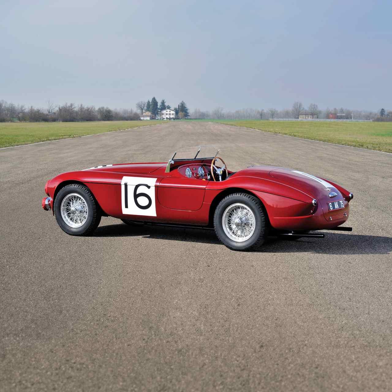 Ferrari 340 America Barchetta by Touring 1951 02