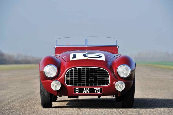Ferrari 340 America Barchetta by Touring 1951 10