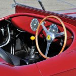 Ferrari 340 America Barchetta by Touring 1951 interior 1