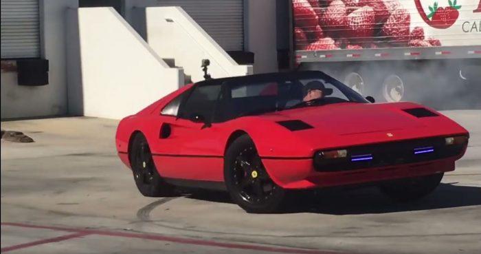 Ferrari electrico 308