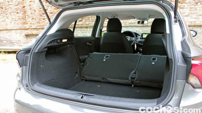 Fiat Tipo 5p 2016 prueba 17