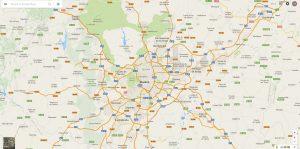 Google Maps se chivará si tu taxista o VTC se desvía de la ruta ideal