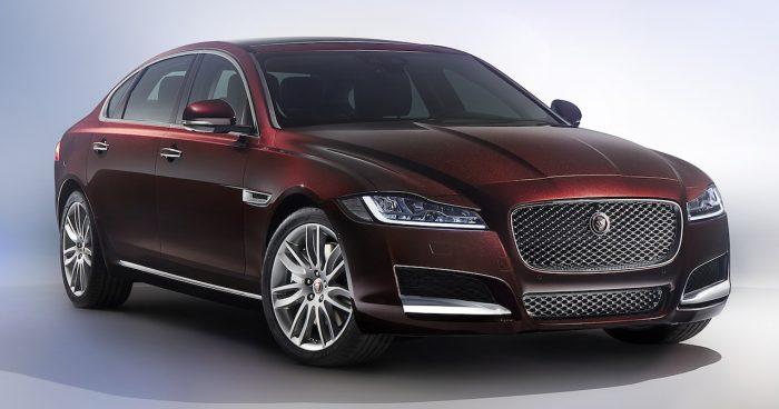 Jaguar XFL China 2016