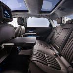 Jaguar XFL China 2016 interior