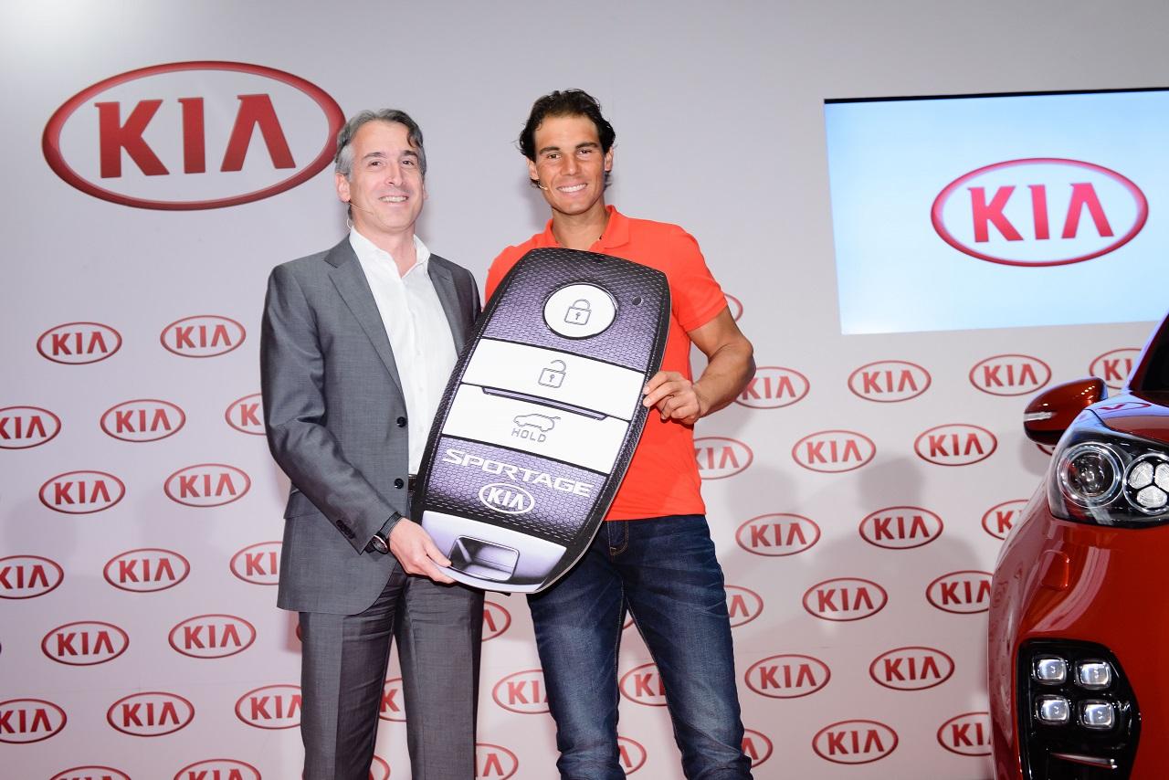 Kia Rafa Nadal 2