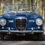 Lancia Aurelia B24S Convertible by Pinin Farina 1958 08