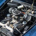 Lancia Aurelia B24S Convertible by Pinin Farina 1958 motor 1