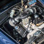 Lancia Aurelia B24S Convertible by Pinin Farina 1958 motor 4