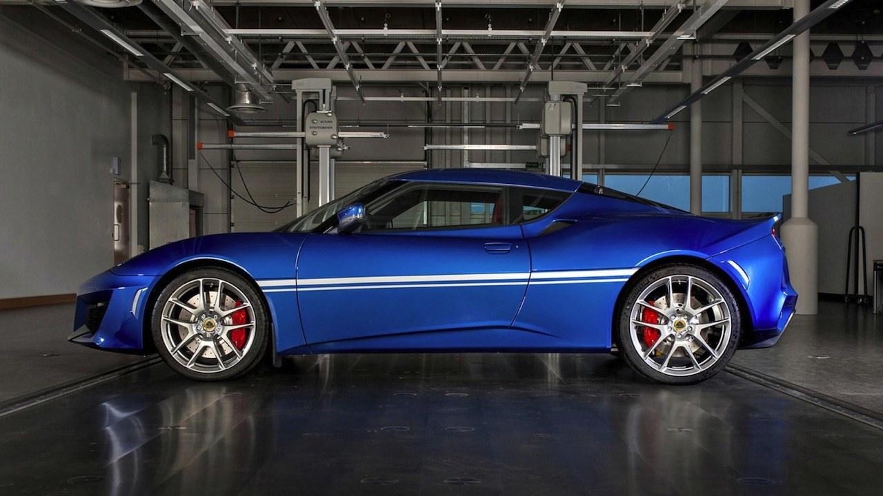 Lotus Evora 400 Hethel Edition 2016 01