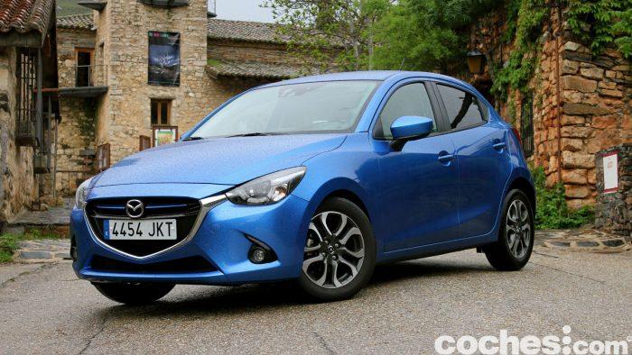 Mazda 2 prueba 02