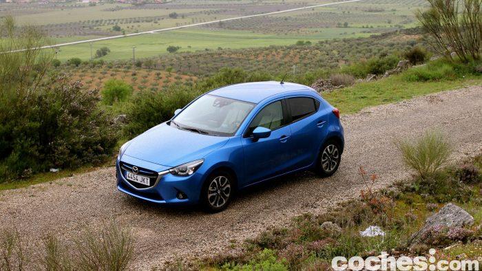 Mazda 2 prueba 04