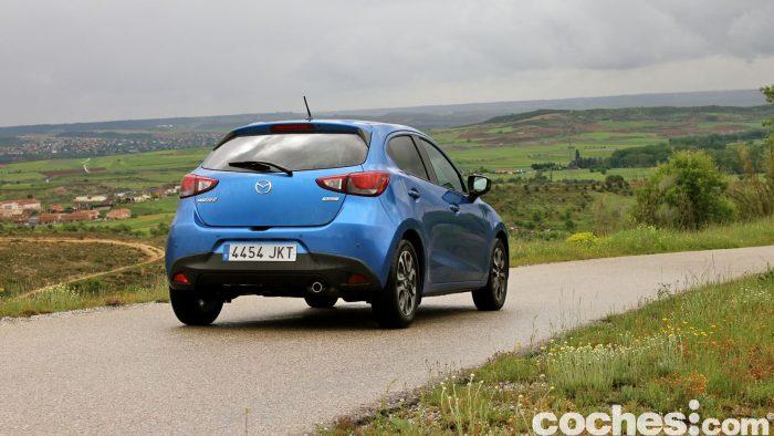Mazda 2 prueba 14