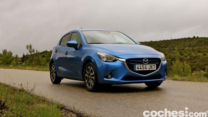 Mazda 2 prueba 18