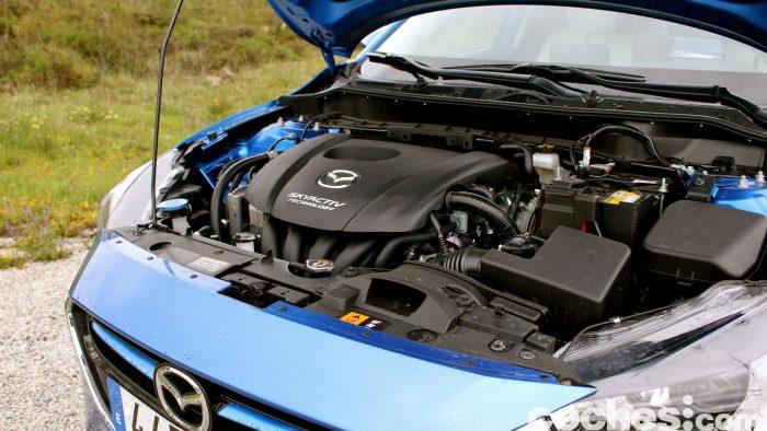 Mazda 2 prueba 24