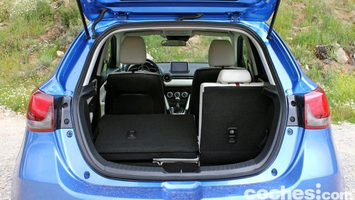 Mazda 2 prueba 30