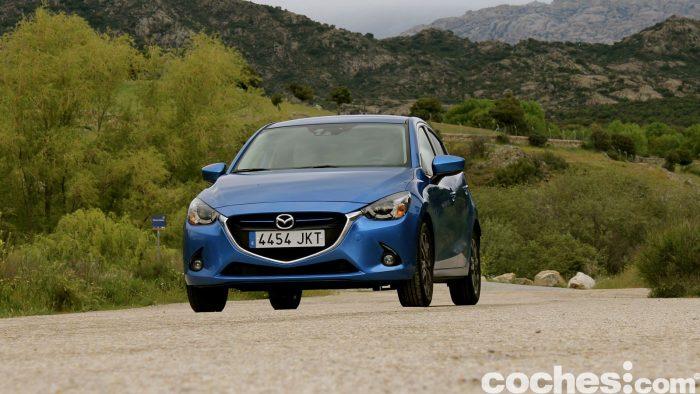 Mazda 2 prueba 35