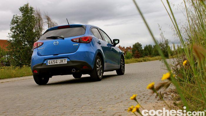 Mazda 2 prueba 48