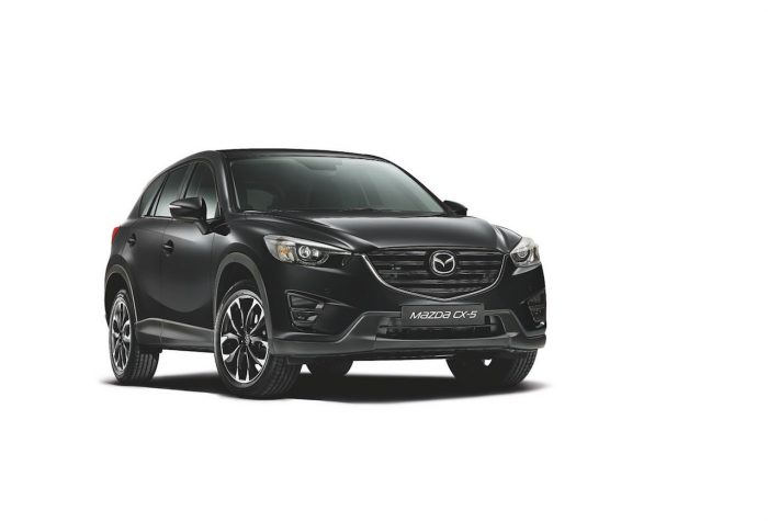 Mazda CX-5 Black Tech Edition 2016 02