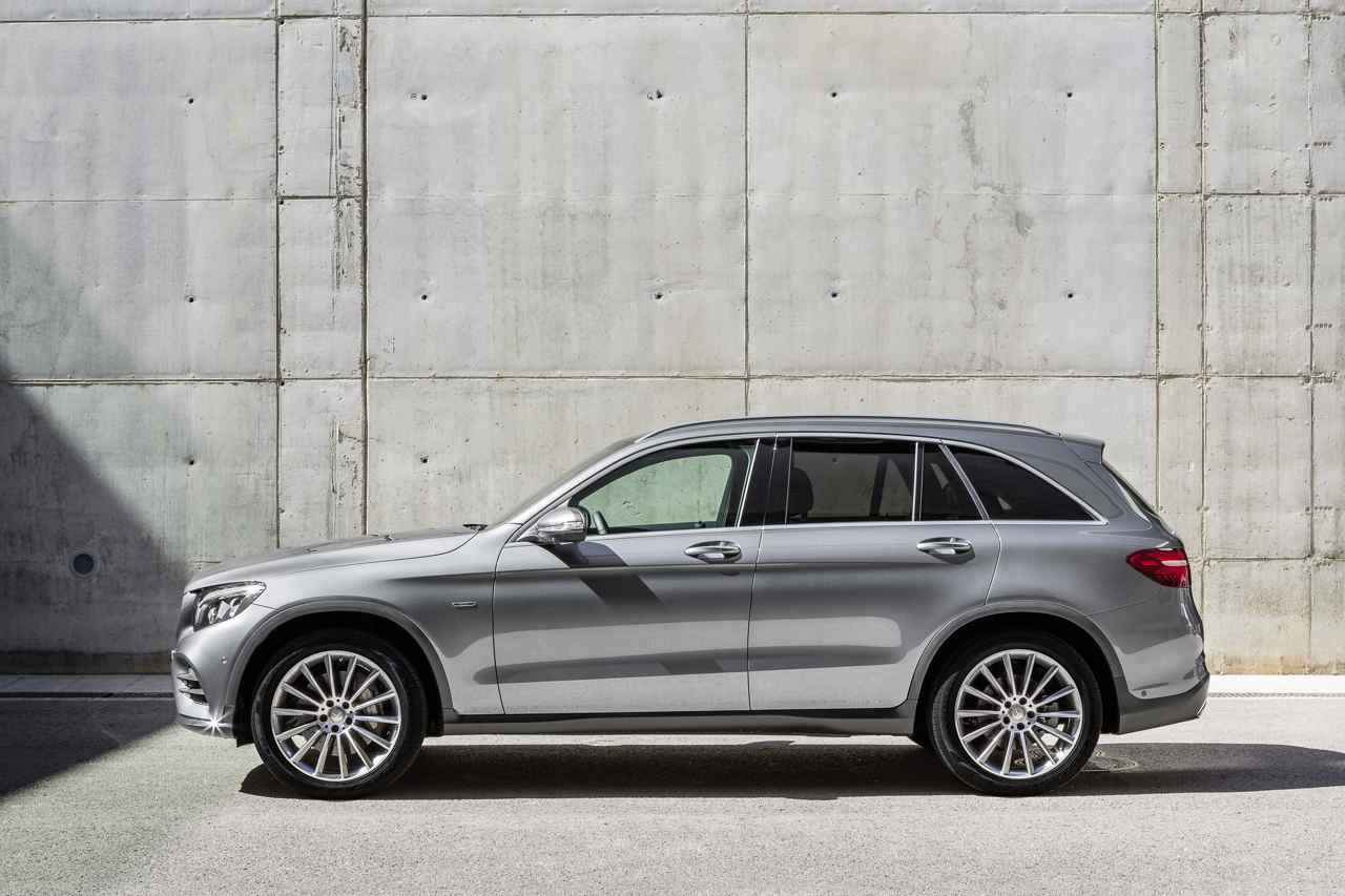 mercedes glc 350e 4matic el h brido enchufable. Black Bedroom Furniture Sets. Home Design Ideas