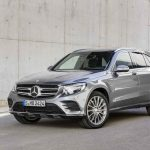 Mercedes-Benz GLC 350e 4MATIC, EDITION 1, SELENITGRAU, AMG Line Exterieur