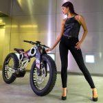 Moto Parilla Carbon 03