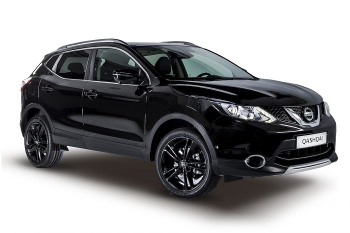 Nissan Qashqai Black Edition 2016 01