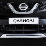 Nissan Qashqai Black Edition detalle frontal